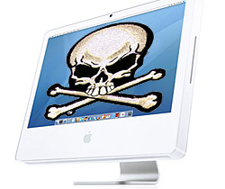 Apple's Mac OS X: less secure than Windows