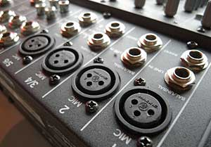 Mackie DFX 6 Sound Mixer Review