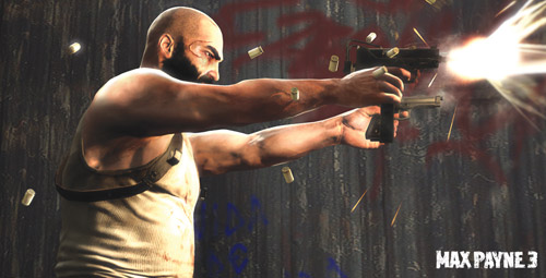 Max Payne 3 teaser trailer