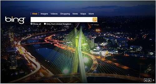 Microsoft's Bing search engine launches in the UK