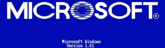 Thrill to 25 years of Microsoft Windows upgrades
