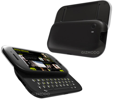 Microsoft Pink phones