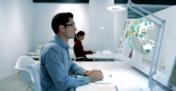 Step into Microsoft's astonishing sci-fi future