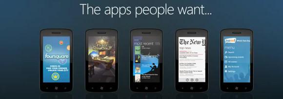 Microsoft slams down a salivatingly good Windows Phone 7.5 demo