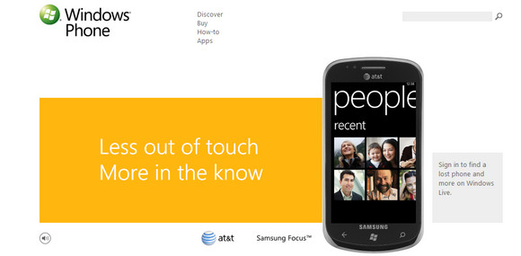 Microsoft shifts over 1.5 million Windows Phone 7 handsets