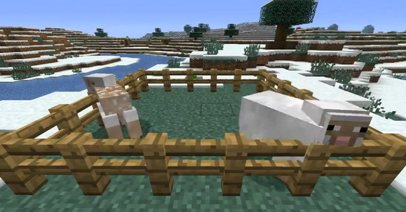 Minecraft updates to v1.1, game now attracts over 20 million registered users