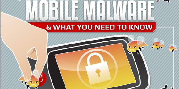 The growing risk of mobile phone malware explained in a hefty graphic