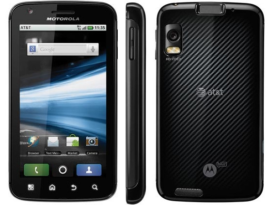 Motorola Atrix dual core beast: 'world's most powerful smartphone'