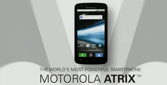 Motorola Atrix gets UK pricing on Orange exclusive