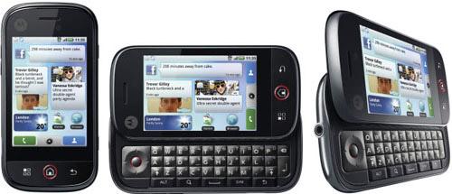 Motorola DEXT for Orange UK
