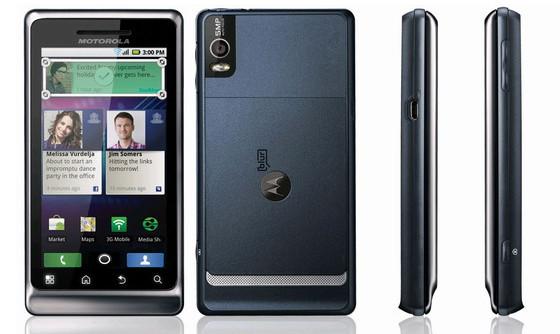 Motorola Milestone 2 swims into Blighty on SIM free and Vodafone deals