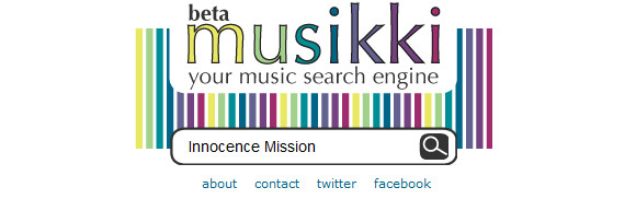 Musikki music search engine looks worthy of your attention