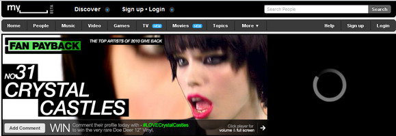 MySpace continues to slide into oblivion, big cuts mooted