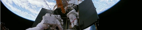 NASA IMAX 3D movie features astonishing Hubble repair footage