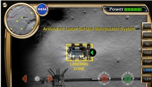 NASA launches ace iPhone Game: Lunar Electric Rover Simulator