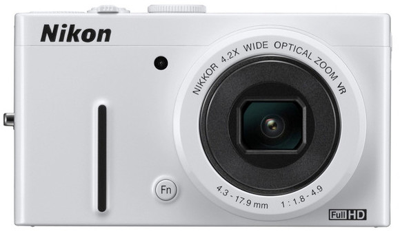 Nikon Coolpix P310 compact offers enthusiast features and f1.8 lens for under £300