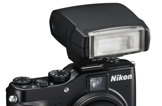 nikon coolpix p7000 high end compact packs 7x zoom and 10mp sensor. Black Bedroom Furniture Sets. Home Design Ideas