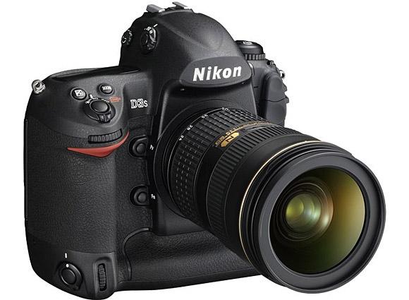 Nikon D3S dSLR - superfast snapper for pros