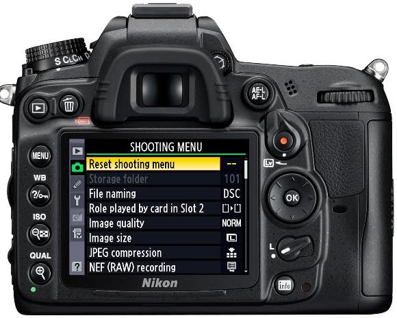 Nikon D7000 mid-range dSLR announced
