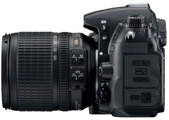 Evolution Of The Revolutionary: The Nikon D7000 D-SLR Is The Preeminent