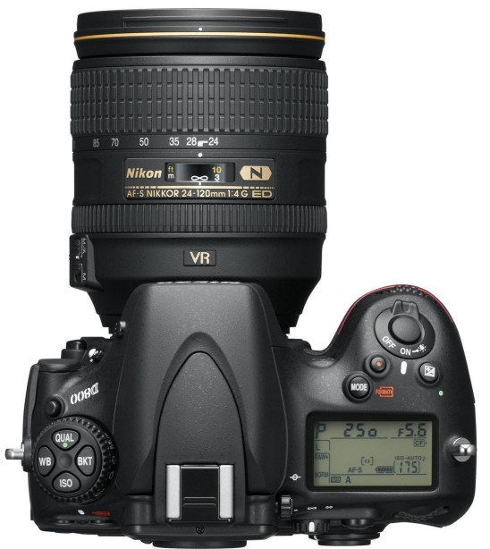 Nikon D800 SLR official pictures leaked in all their salivating glory