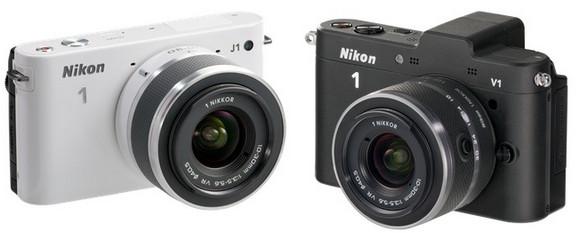 Nikon announces all-new Nikon 1 mirrorless system