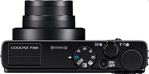 Nikon Coolpix P300 goes for the Canon S95 enthusiast market