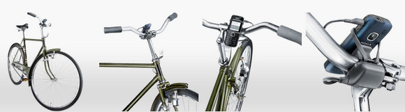Nokia's bike-powered mobile phone charger hits the UK