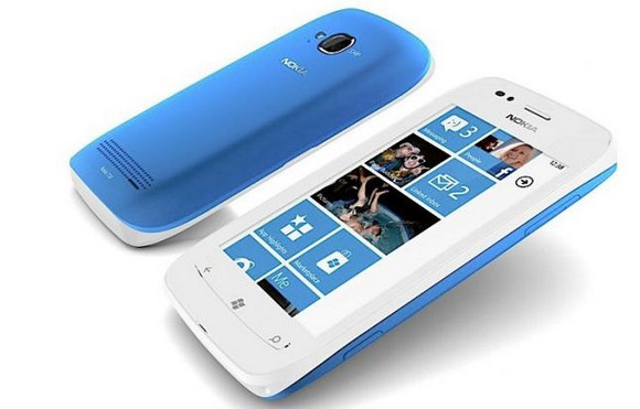 Nokia's Lumia 710 Windows Phone announced