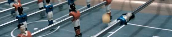 Nokia N8 viral shows off astonishing table football (foosball) trickery