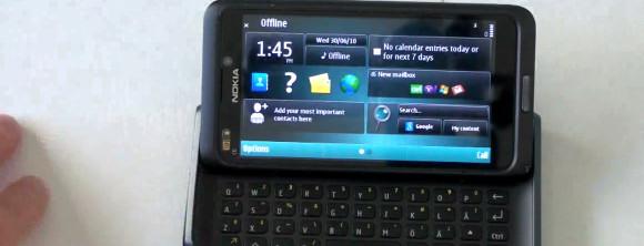 Nokia N9 smartphone - details, video leak