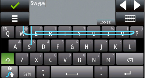 Swype heads to Symbian S60 5th edition devices - get in quick for the beta!