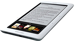 Barnes & Noble Nook eBook reader gets reviewed