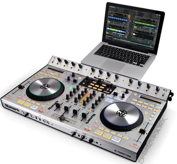 Numark 4TRAK offers DJs the 'ultimate performance tool for Traktor'