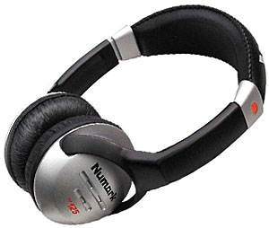 Numark HF-125 Dual-Cup DJ Headphones: Review