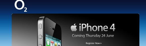 o2 announce iPhone 4 tariffs and handset pricing