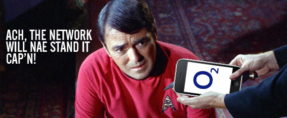 O2 iPhone users: kiss goodbye to unlimited data tariffs