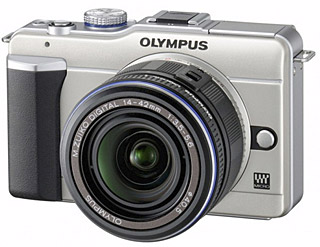 Olympus PEN E-PL1 Micro Four Thirds camera offers flash and cheaper price tag