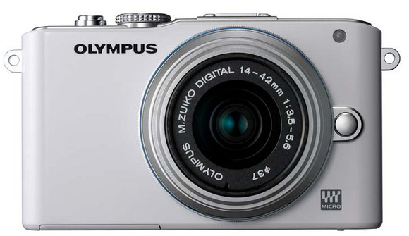 Olympus E-PL3 compact camera - pricing and full specs announced