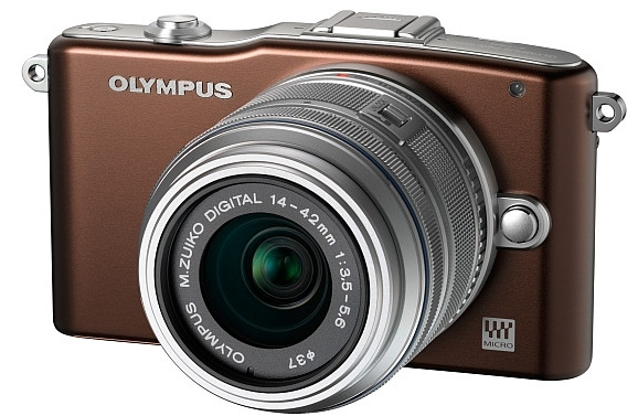 Olympus E-PM1 PEN Mini - pricing announced for Micro Four Thirds compact