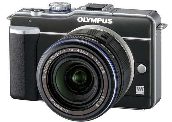 Olympus updates  E-P1, E-P2 and E-PL1 Micro Four Thirds cameras