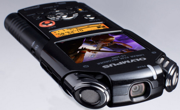 Olympus LS-20 PCM digital recorder with HD Movie - the ideal music lovers companion?