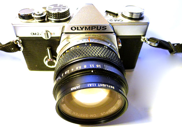 Olympus teases and tempts with talk of a new, high-end Olympus OM-D camera
