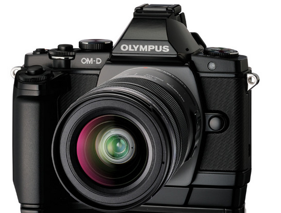 Amazon brings forward UK delivery date of Olympus OM-D EM-5 cameras to next week