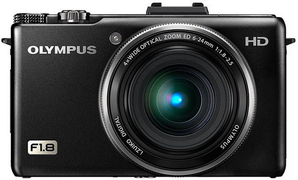 Olympus XZ-1 compact camera snaps prestigious award
