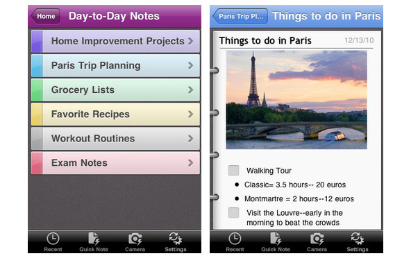 Microsoft OneNote app for iPhone - free for a 'limited time'