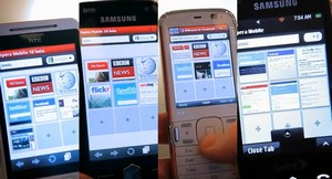 Opera Mobile coming to Android handsets