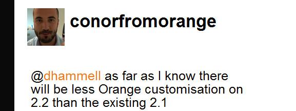 Orange HTC Desire - Froyo update delayed until mid-September