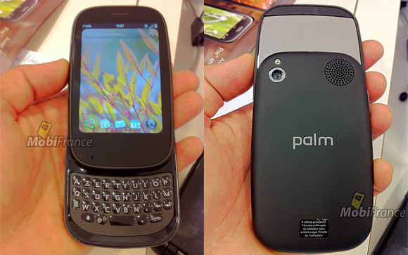 Palm Pre 2 details and photos leak
