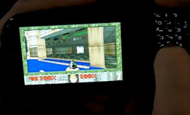 webOS hacker gets Doom to play on the Palm Pre